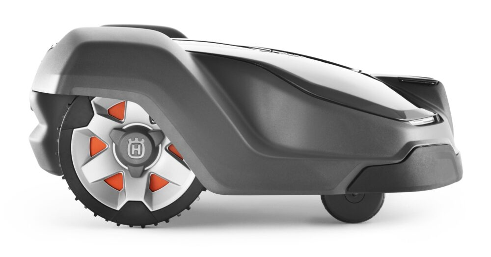 Robotniiduk Husqvarna automower 430X on täiusliku varustusastmega, mis on mõeldud murualadele kuni 3200m2. Robotniiduk tuleb toime keerukate murupindadega ja kuni 45% kaldega nõlvadega.