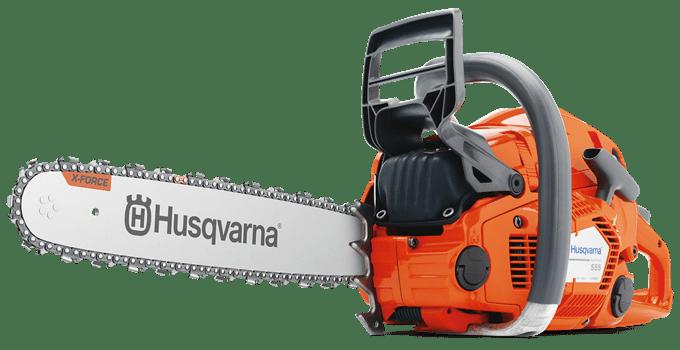 Mootorsaag Husqvarna 555